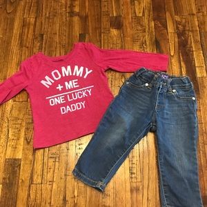 Outfit for Toddler Girl
